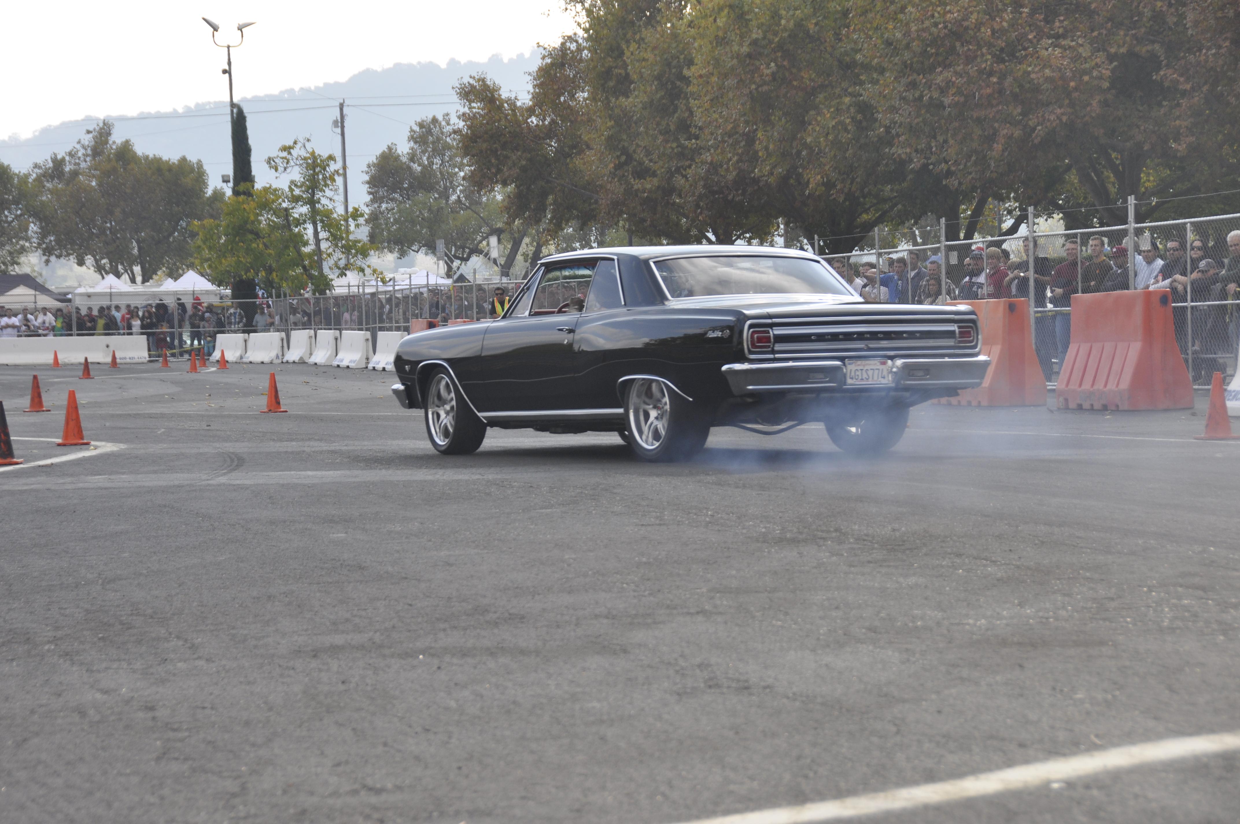 Pro Touring Chevelle